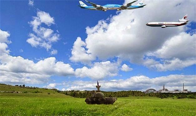 Permainan Video MH17 dikecam Hebat