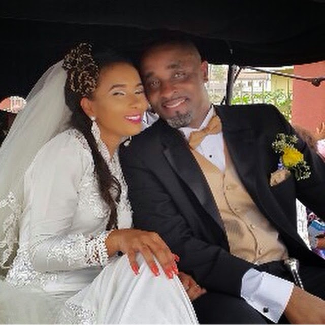 Ibinabo Fiberesima: 'I Never Enjoyed My Relationships Till I Met My Husband'