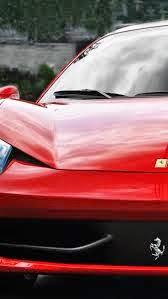 Red-Ferrari 458 Italia