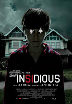 Poster Insidious (The Further) (La Noche del Demonio)