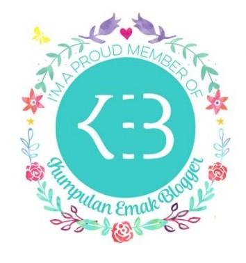 Anggota Kumpulan Emak Blogger