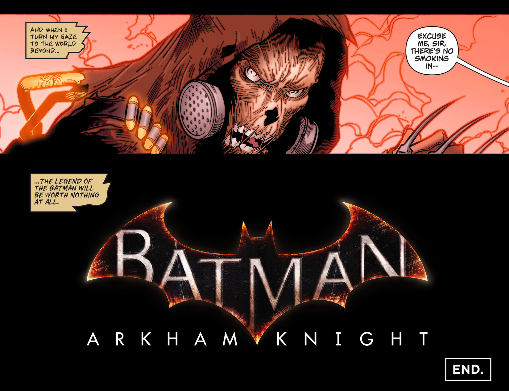 Batman: Arkham Knight [I] chap 39 pic 20