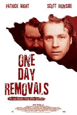 One Day Removals (2008)