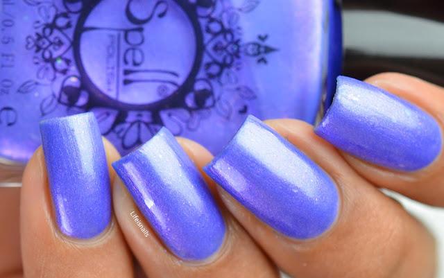 Spell Polish Nitwit swatch
