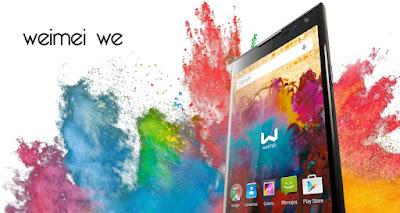 Weimei We: un teléfono elegante y compacto