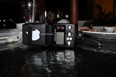 Nikon D90 SB 600 Lambency Cloud Flash Diffuser