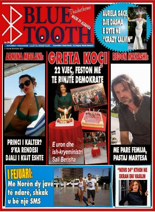 "Revista ""Bluetooth"" - 28 Shtator 2013"