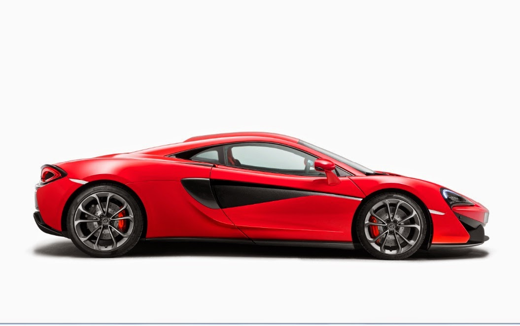 Komisch 2016 Mclaren 650s Coupe Wallpapers