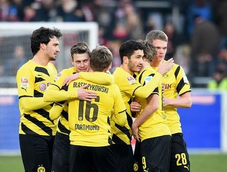 Dortmund Sudah di Jalur Positif ?