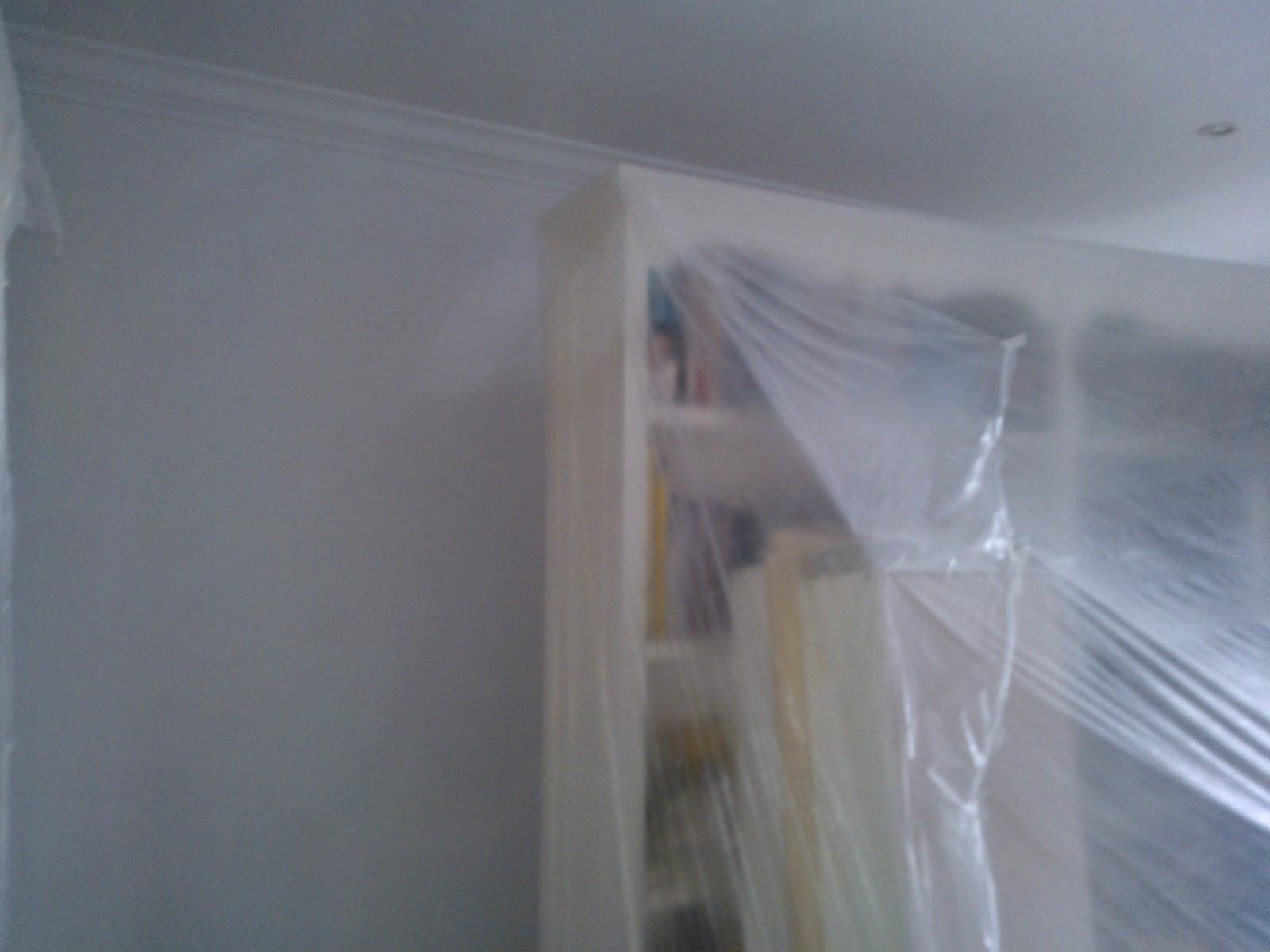 Mondecor s l piso pintado en pintura plastica blanca - Pintura blanco roto ...