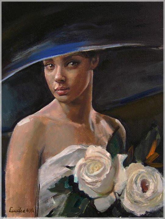 Emilii Wilk Emilii+Wilk+1983+-+Polish+Figurative+painter+-+Tutt%27Art@+%284%29