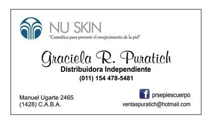 Nu Skin - ID AR0346967