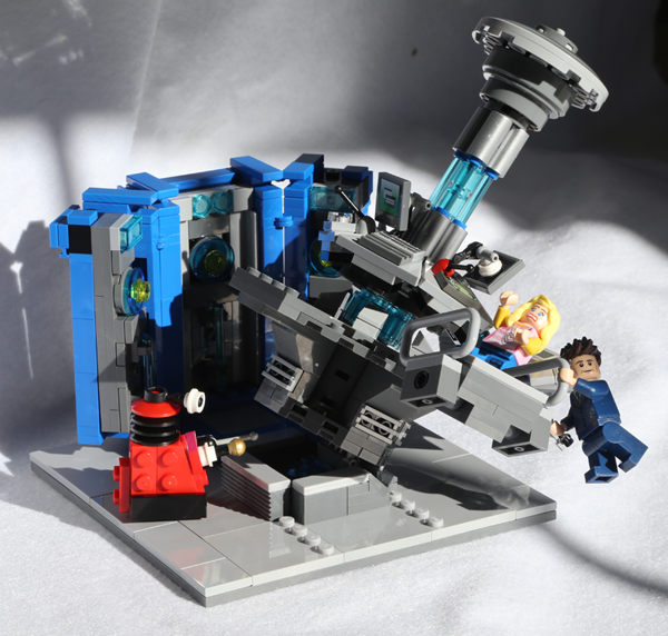 lego ideas doctor who instructions