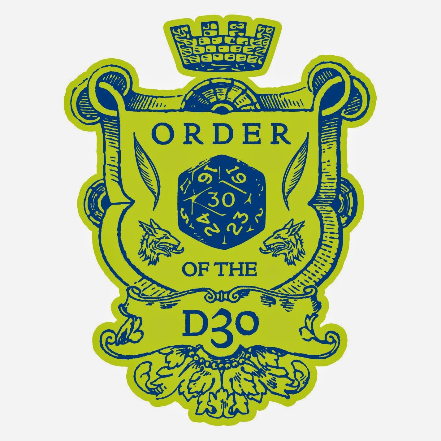 Join the Order of the d30 Google+ Community