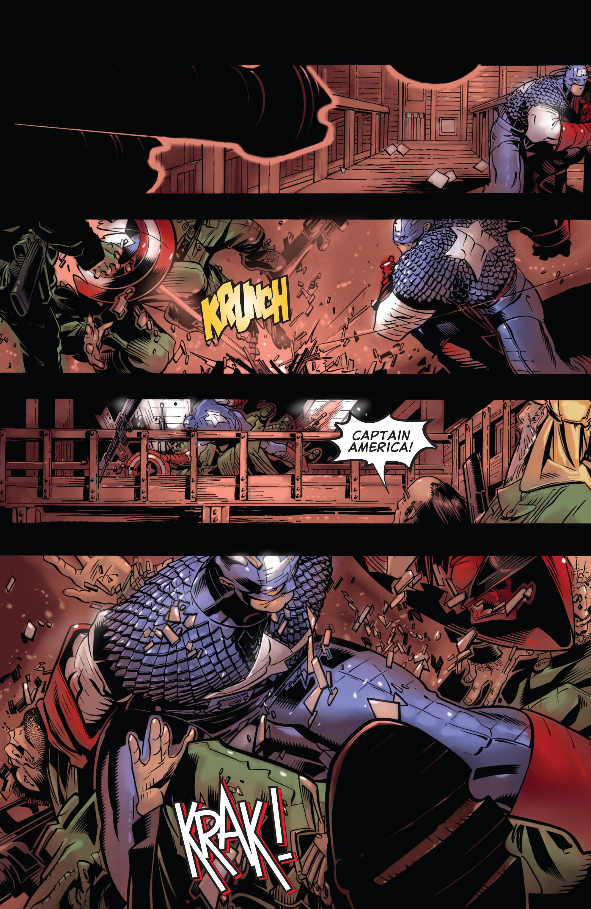 Captain America (2002) Issue #24 #25 - English 18