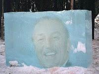 Walt Disney congelado