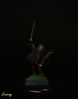 Músico de los Caballeros de Origo - The Knights of Origo