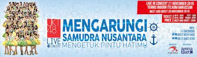 Info Konser JKT48 di Makassar 2015