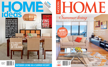How to get your home or renovation in glossy magazine