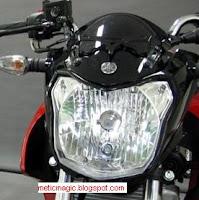 Lampu depan new vixion lightning