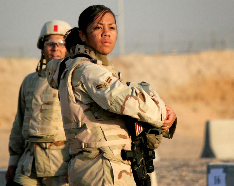 the many women in combat and army What is the state of female combat integration across the military services  in many ways, these women represented a trial balloon for dod.