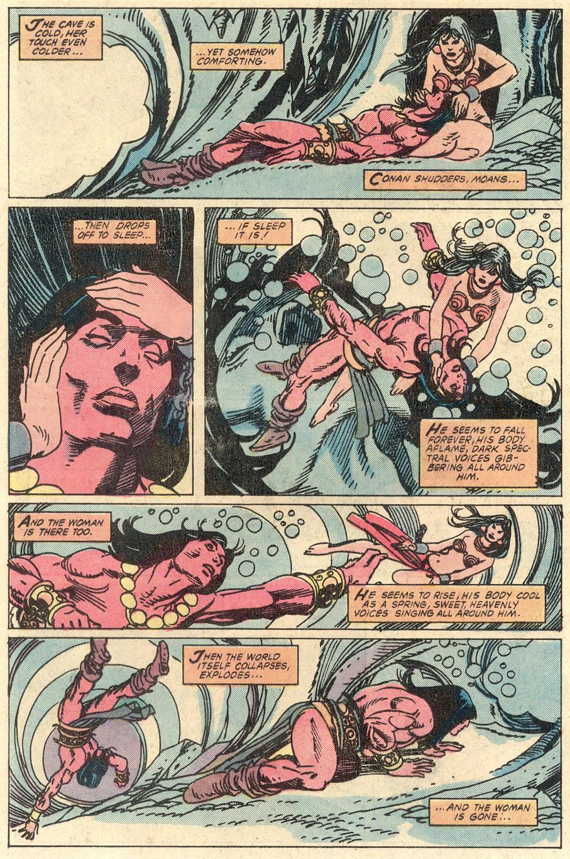 Conan the Barbarian (1970) Issue #127 #139 - English 9