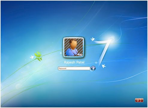 recover Windows 7 password