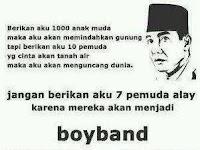 [pict-ngakak] tentang boyband