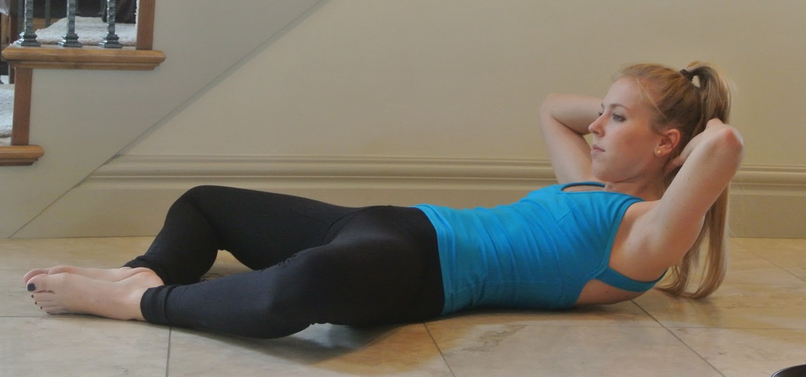 Bree Lena Pilates Workout