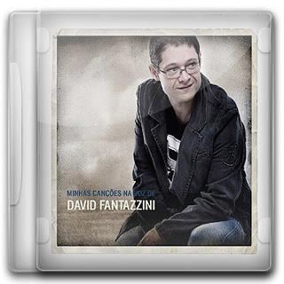 Capa+CD CD: David Fantazzini   Minhas Canções (2011)