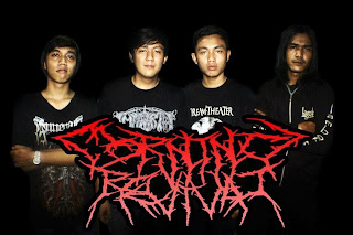 Morning Revival Band Death Metal Jakarta foto logo wallpaper