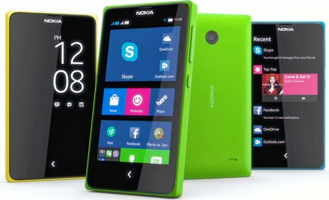 Nokia X+ Plus Android Smartphone Review