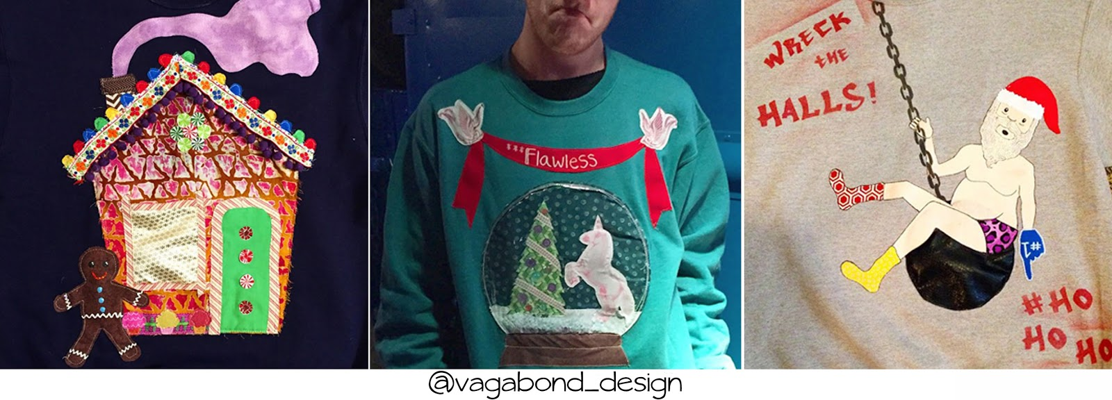 Snowstorm: Ugly Christmas Sweater Winner