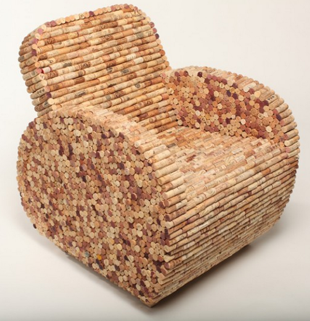 Upcycle us upcycling corks - Manualidades con corchos ...