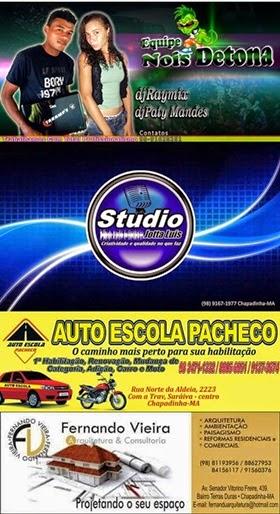 Contrate a dupla de DJs mais eletrizante de Chapadinha-MA - (98) 9162-8251
