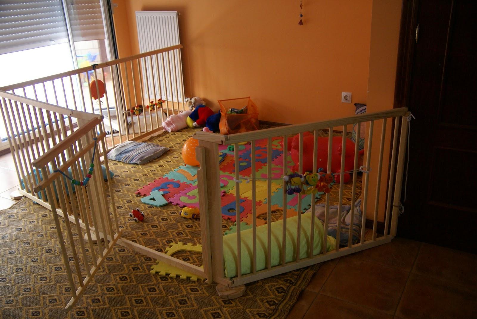 Seguridad en la casa for Valla infantil carrefour