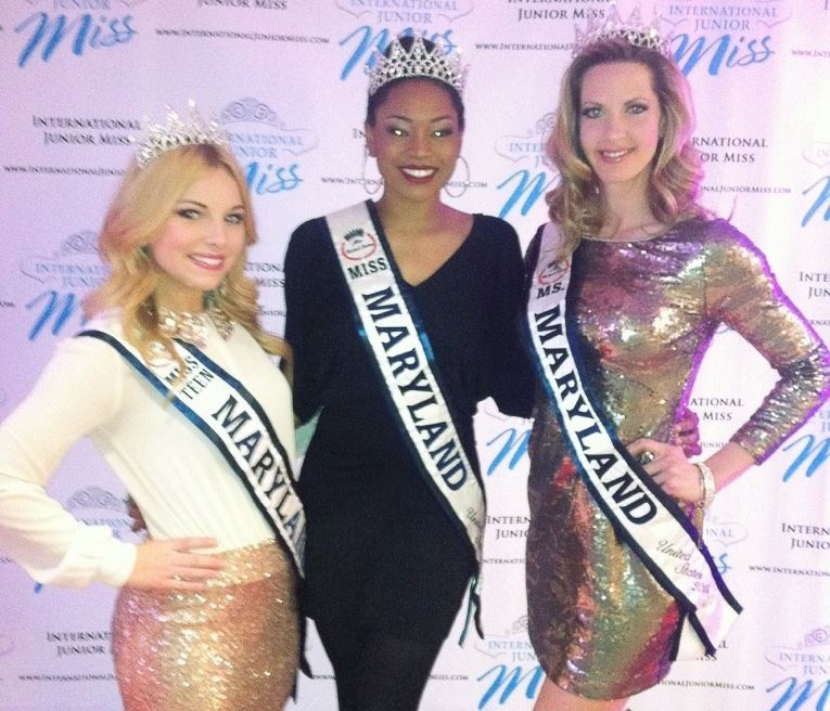 International Jr. Miss Pageant