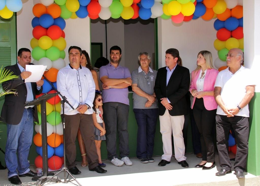 Creche de Vargem Grande em Teresópolis é inaugurada