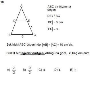 2011 LYS Geometri