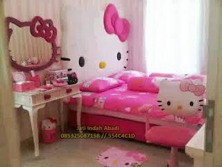 Set Kamar Tidur Anak Hellokity