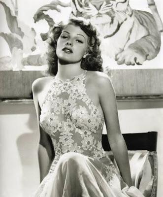 Rita Hayworth actriz de cine