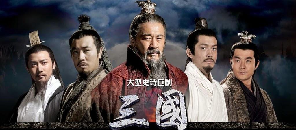 Tân Tam Quốc Diễn Nghĩa Trọn bộ Lồng tiếng - Three Kingdoms (2010)