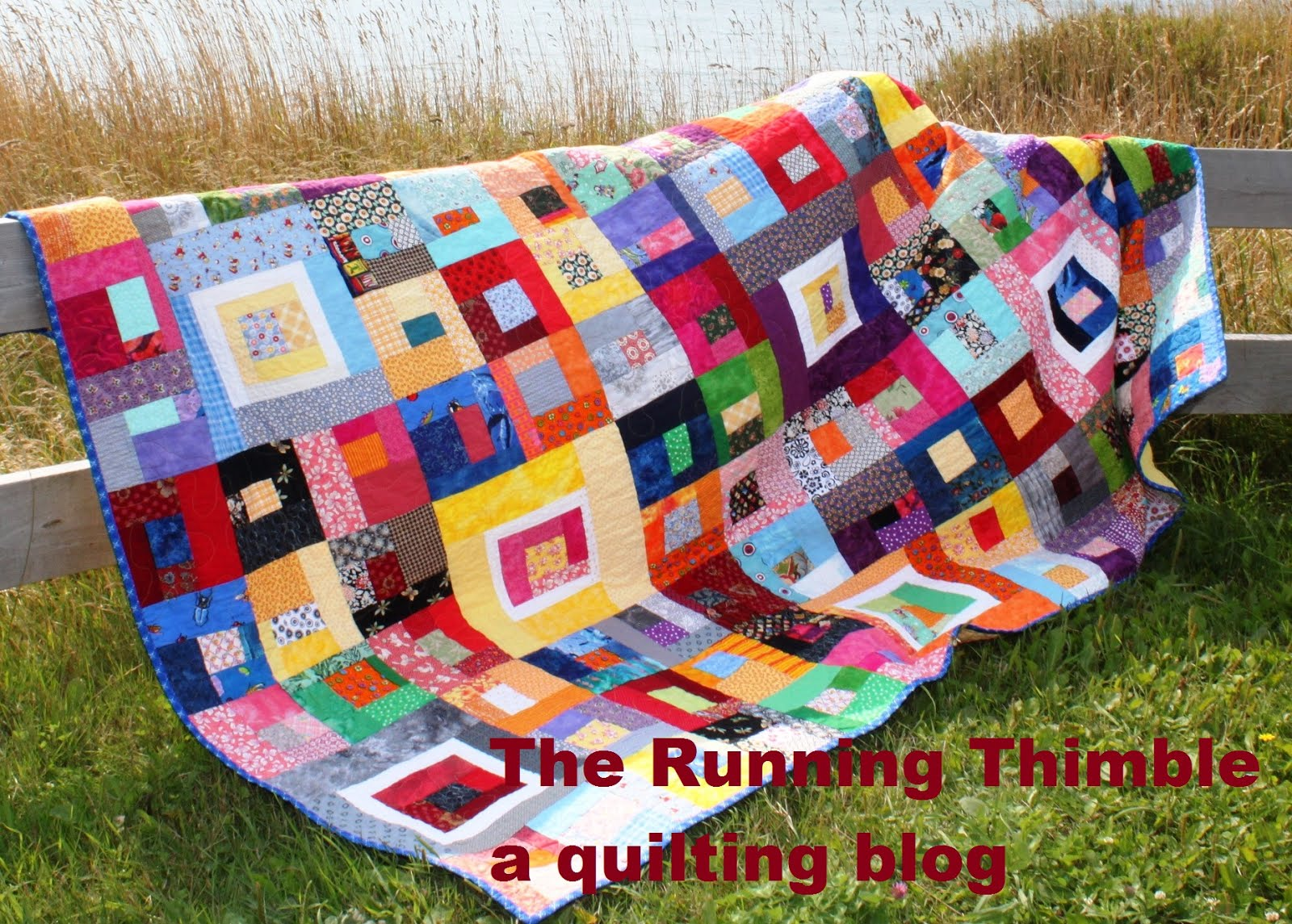 Check Out My Quilting Blog