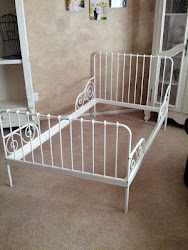 Twin bed Frame- Sold