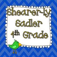 Shearerly Sadler 4th Grade