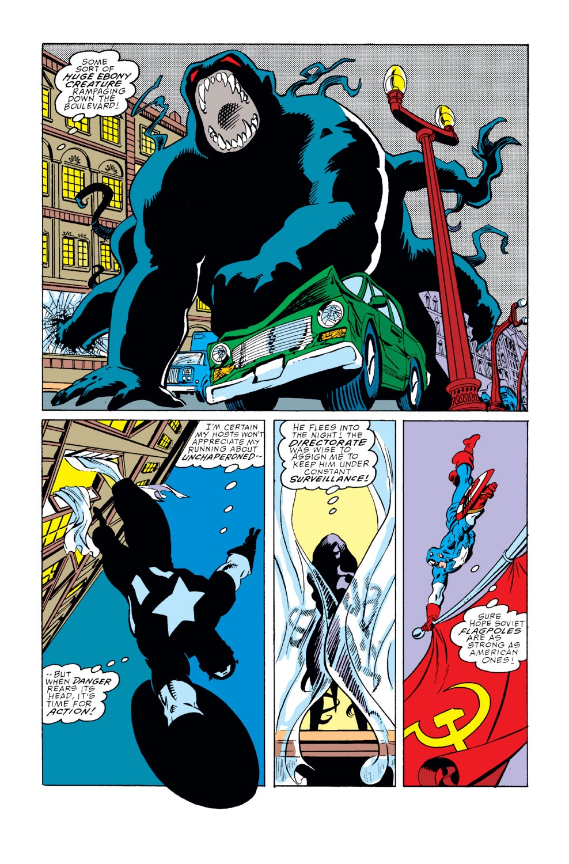 Captain America (1968) Issue #353 #285 - English 7