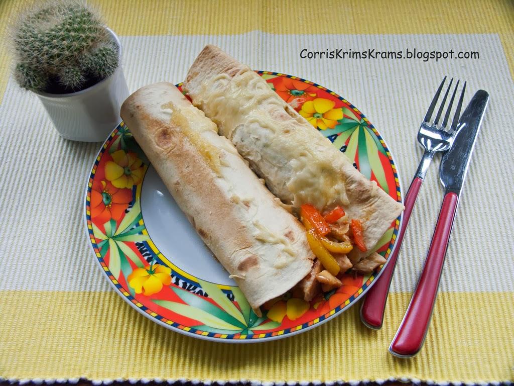 Tex-Mex, Wraps, mexikanische Küche, Brandnooz-Box