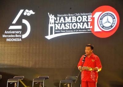 Mercedes Benz Akan Jadi Sponsor MotoGP Indonesia 2017?