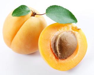 iHnilah rupa buah aprikot