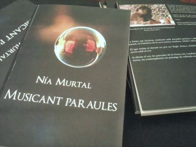 Musicant Paraules (Recull de poemes)